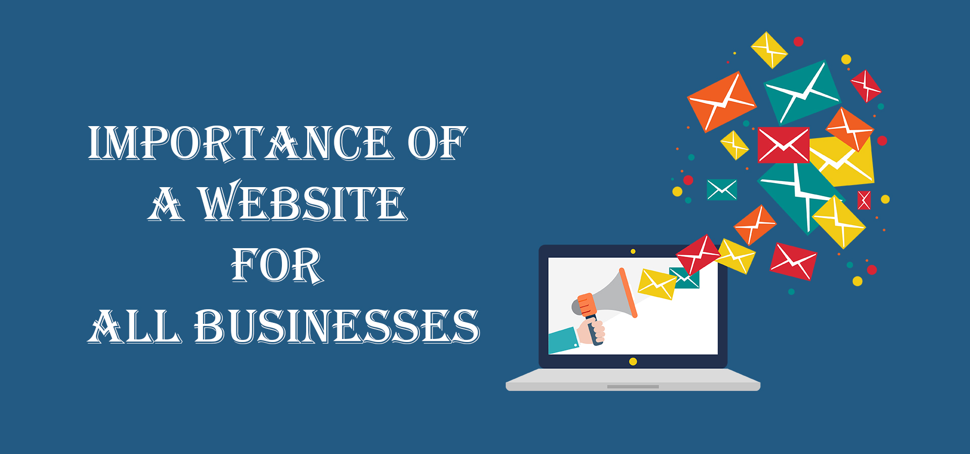 Benefits of website for your businesses